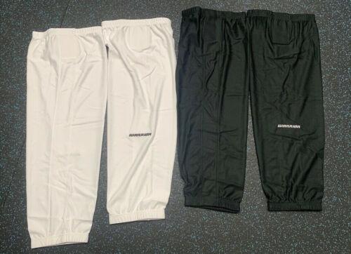 """New Black or White NHL Edge europe Pro stock Warrior 30"""" Sr. Hockey Socks"""