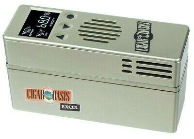 CIGAR OASIS Excel 3.0 w/ WiFi Electric Electronic Humidifier - Authorized Dealer