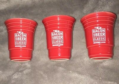 3- Bacon And Beer Red Classic / 3.25