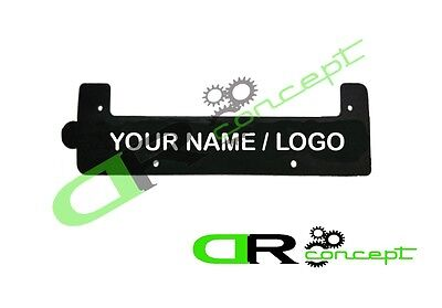 PUT YOUR NAME/ LOGO K20A RSX SPARK PLUG COVER DC5 EP3 JDM CF K SERIES for sale  Shipping to Canada