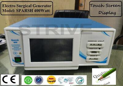 Electrosurgical Unit Generalplastic Surgery Diathermy Digital 400watt Generator