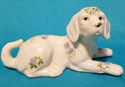 Vintage Porcelain Labrador Retriever Dog Figurine Royal Orleans Japan for sale  Salem