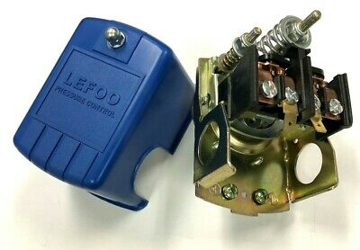 Well Water Pump Pressure Switch 30-50 Psi 14 Fpt In Ul Listed 120240 Volt