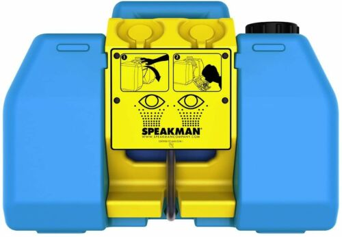 Speakman SE-4400 GravityFlo 9-Gallon Portable Emergency Eyewash