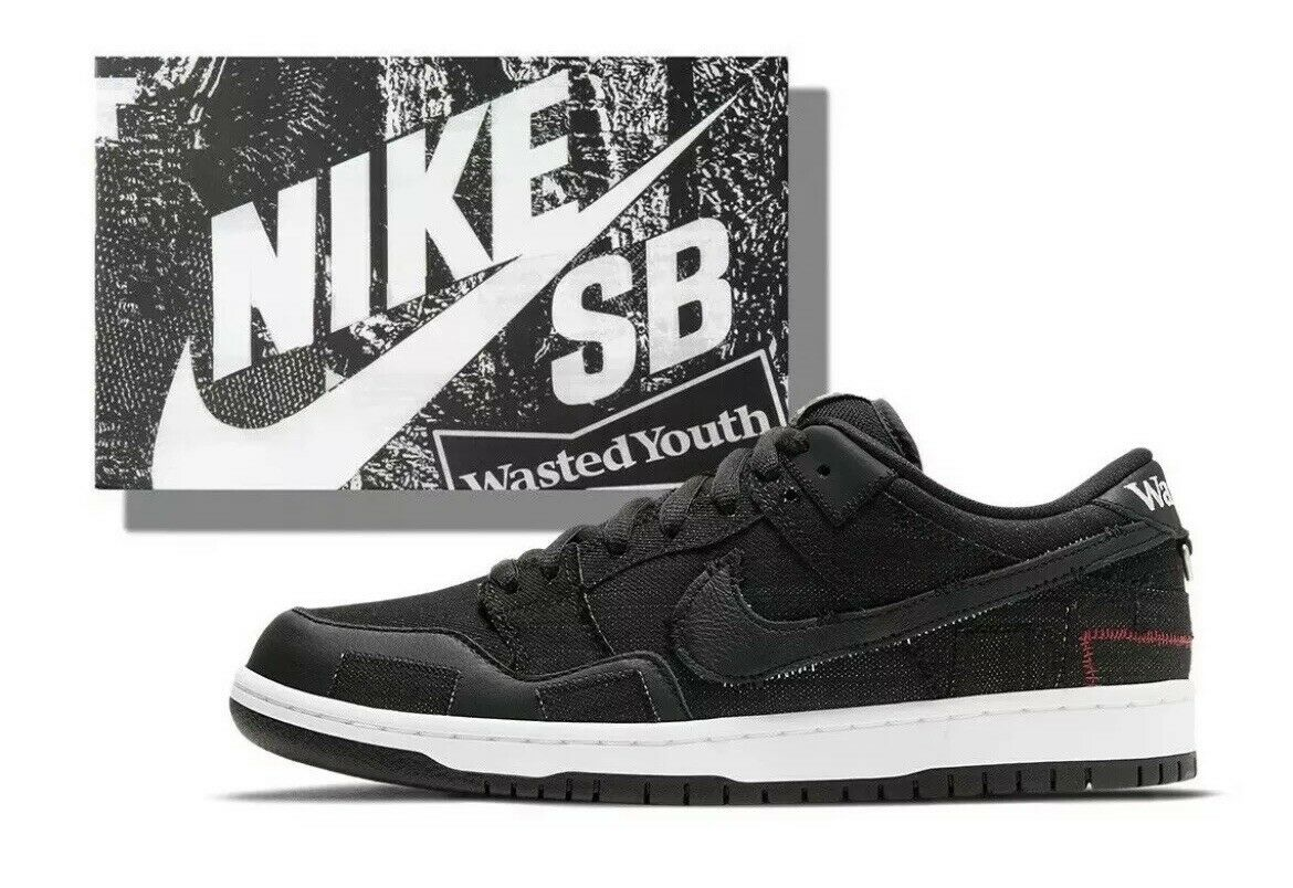 Nike SB Dunk X Wasted Youth SPECIAL BOX Size 11 Order Confirmed