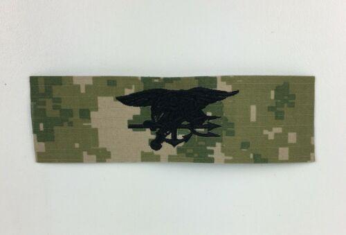 New USN Navy SEAL NWU Type III Trident Uniform Insignia Patch AOR2 DEVGRU