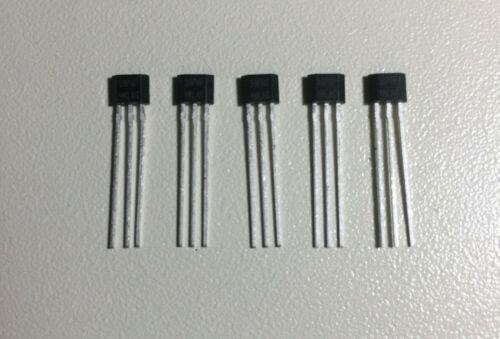 5PCS Texas Instruments DRV5013AGQLPG - Digital-LatchHall Effect Sensor