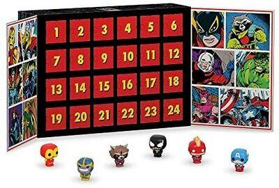 Funko Pop Pocket 24-piece Advent Calendar Marvel Comics 80 Years