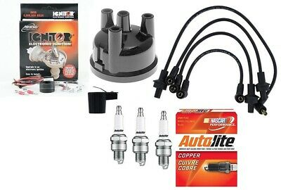 Electronic Ignition Kit For Ford 2000 3000 4000 3 Cylinder Tractor
