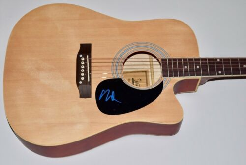 Dave Grohl Signed Autographed Full Size Acoustic Guitar Foo Fighters COA