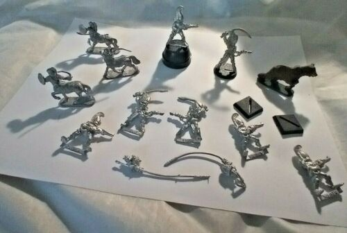 VTG 1986 Dungeons & Dragons RAL PARTHA MINIATURES Bear Soldiers Judge Dredd? HTF