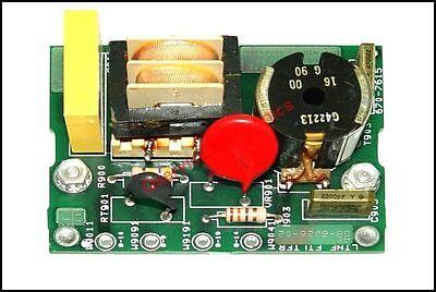 Tektronix 670-7615-02 Line Filter Pcb For 2230 2232 Series Oscilloscopes