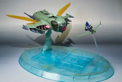 ROBOT SPIRITS SIDE AB Aura Battler Dunbine  FOW SKY STAGE SET Figure BANDAI NEW for sale  Shipping to United States