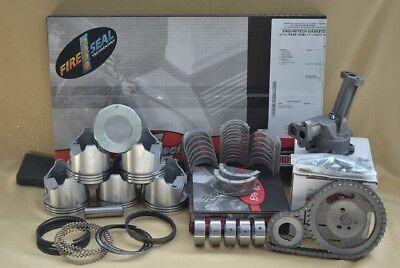 Fits 1983 1984 Toyota Celica 2.4L SOHC L4 8V 22R 22REC- PREM ENGINE REBUILD KIT for sale  Mulino