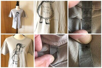 Adult M Band T-Shirt FURNITURE GIRLS Mommy's Little Helper Creepy No Face Doll
