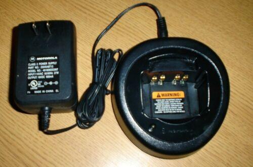Genuine OEM Motorola Rapid Charger for Motorola HT750 Portable Radio