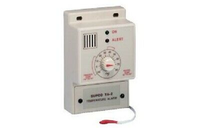 Refrigeration Temperature Alarm Ta2 Range -10f To 80f