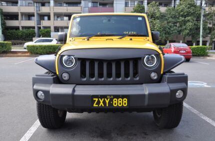 Jeep wrangler overland refit for sale!
