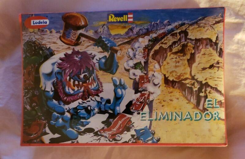 SEALED Revell Lodela Ed Big Daddy Roth Fink El Eliminador Model Kit Eliminator