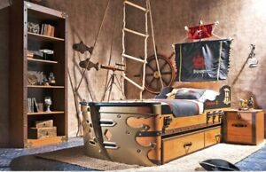 Black Pirates kids Room Collection