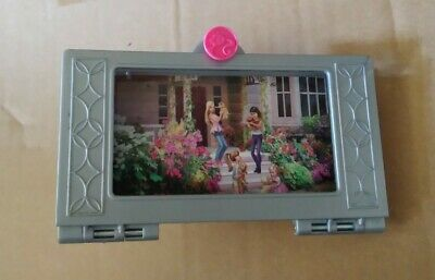 Mattel Barbie Dream House 2015 TV