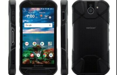 Android Phone - Kyocera DuraForce Pro 2 E6910 - 64GB - Black (Verizon) Rugged Android Phone