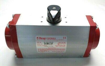 Bray 92-119 Pneumatic Actuator Double Acting 92-1190-11300-532
