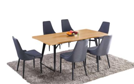 Carina 7pc Dining Set CLEARANCE PRICE 880
