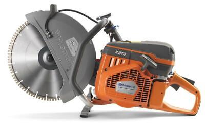 Husqvarna New K970 16 Concrete Cutoff Saw Free Shipping Blade Not Included