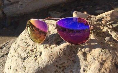 PINK Lens Aviator Sunglasses Women HOT Celebrity Blog BACHELORETTE PARTY FAVORS - Pink Sunglasses Bulk