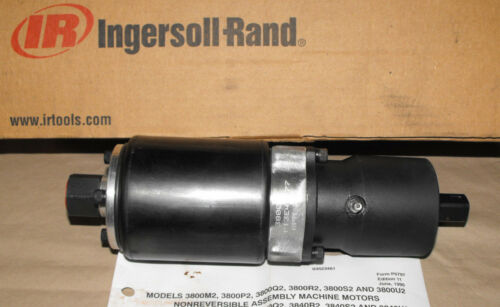 "Ingersoll Rand 3800S2 Air Motor 5/8"" Drive Pneumatic Air Tool 255 RPM NEW"