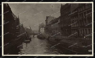 Vintage-Privat-Photo-Berlin-Mitte-Architektur-Jungfernstegbrücke