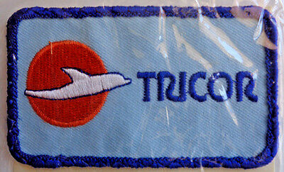 Tricor Worldwide Air Courier Service Patch