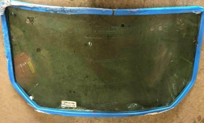 DEUTZ AGROPLUS & SAME DORADO REAR WINDOW GLASS, P/