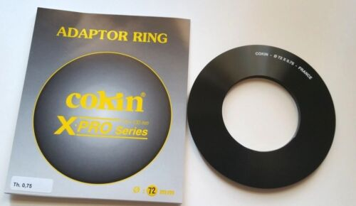 Cokin 77mm Genuine Professional Filter Holder Adapter Ring X-pro Series France