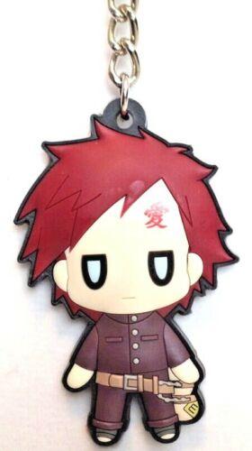 Naruto Rubber Strap Charm Mascot Gaara The Last Rubber Strap Collection empty