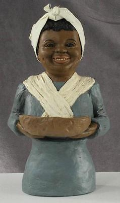 MIB All Gods Children AUNT SARAH Cast Resin Black Americana MAMMY Figurine 1440