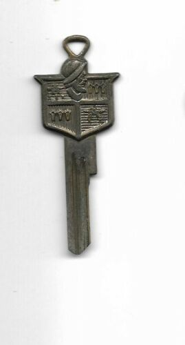 Vintage Desoto Ignition Key Blank
