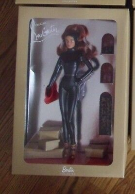 Christian Louboutin Signature Cat Burglar Barbie 1st In Series Limited Ed 2009