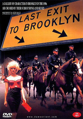 Last Exit To Brooklyn  1989  New Sealed Dvd Jennifer Jason Leigh