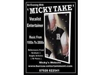 Solo VOCALIST Entertainer For YOUR Venue