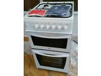 Indesit gas cooket, oven, grill