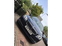 BMW 530D SE AUTO METALLIC BLUE