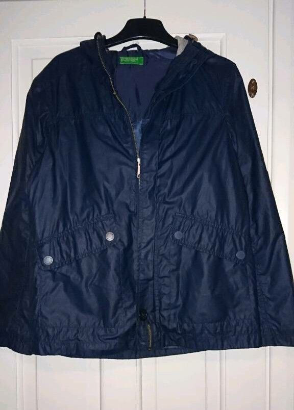 0bfb2b6fd4d6 Benetton boys wind shield lightweight jacket