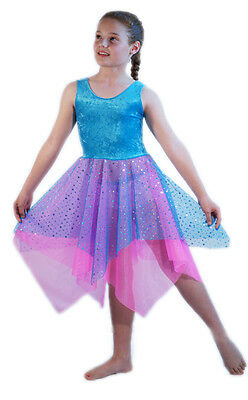 Dance/Stagewear-Lyrical/Musical Comedy-Fairy MIDSUMMERS BREEZE Costume All Sizes