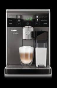SAECO MINUTO SUPER-MACHINE À ESPRESSO AUTOMATIQUE HD8773/47
