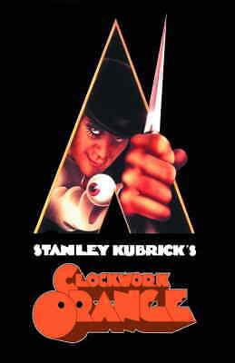 A CLOCKWORK ORANGE 11x17 Movie Poster - Licensed | New | USA |  [H]
