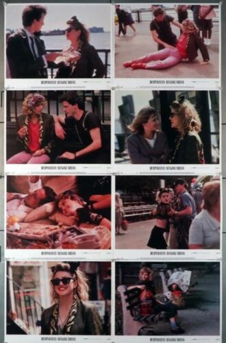 Desperately Seeking Susan (1985) Original Theatrical Lobby Cards