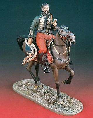 Verlinden 120mm 1/16 Antoine Lasalle Brigadier General Mounted Napoleonic 1943