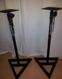 Samson MS200 Monitor/Speakers stands
